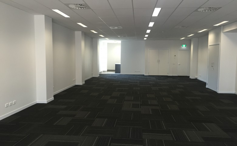 warf street tauranga completed 2 level space future proof for multi options use provision