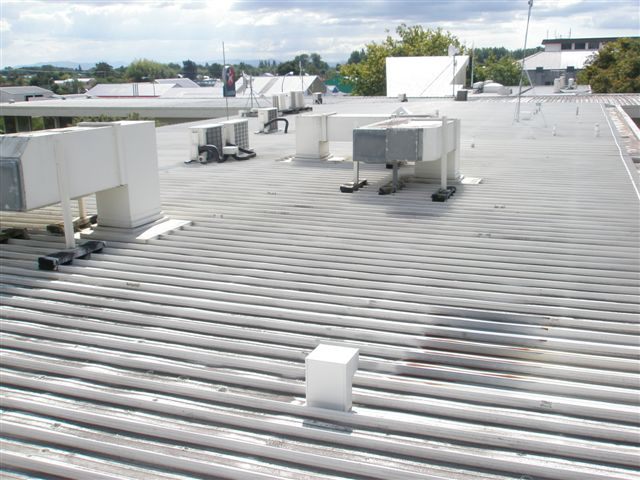 IPMS re-roofing project for Matamata Piako District Council's Te Rapa offices