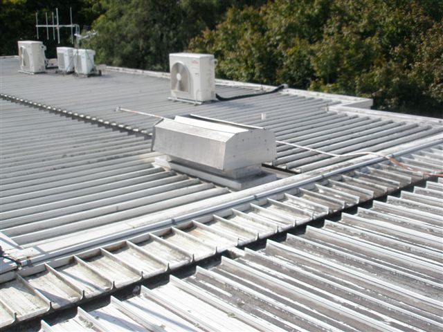 IPMS re-roofing project for Matamata Piako District Council Te Rapa offices