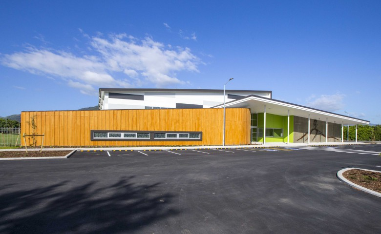 Te Aroha Event Centre front view 2