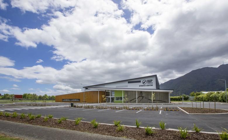 Te Aroha Event Centre Car Park