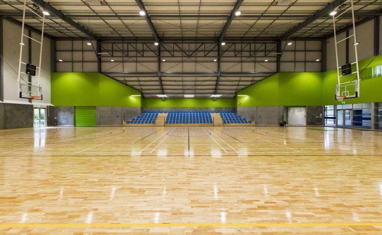 Te Aroha Event Centre indoors
