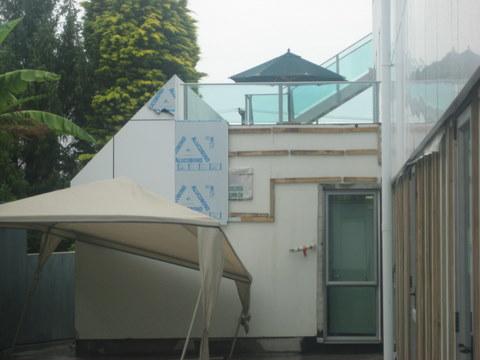 IPMS outdoor progress for custterscove construction