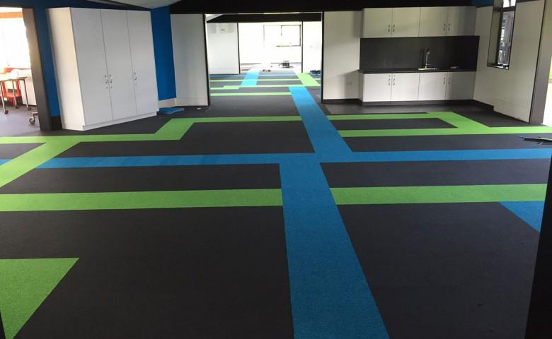 Te Kura Amorangi o Whakawatea new floor