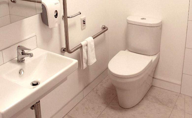 project Glaisdale Radius Residential Care hamilton bathroom