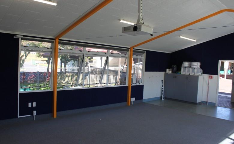 IPMS project Otepou School classroom